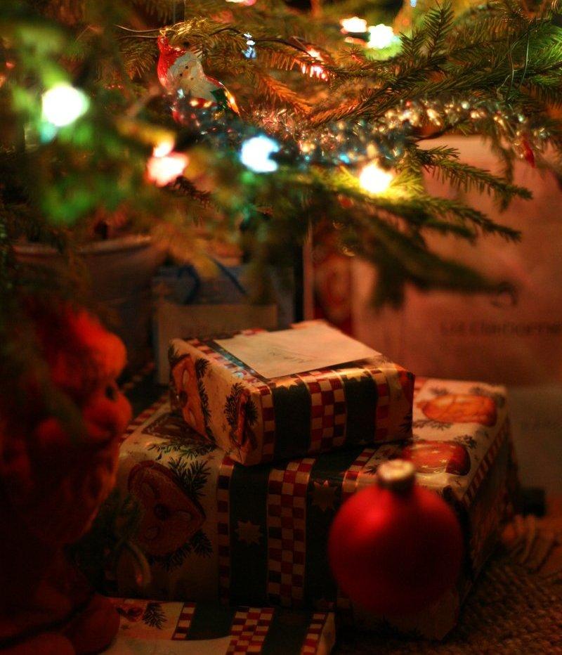 Weihnachtsaktion der FOS II
